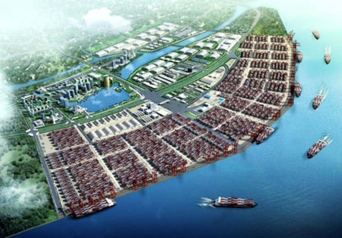 Logistics Park Master Planning_ Consultancy_Humen Port